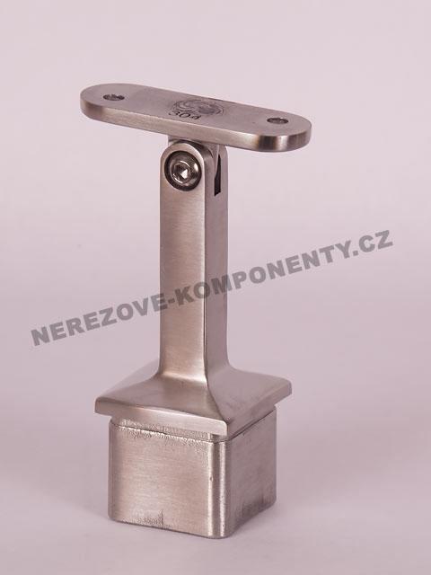 Handlaufhalter- Pfosten 40x40 mm (verstellbar)