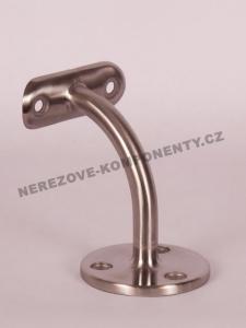 Handlaufhalter mit Schrauben (runder Handlauf)