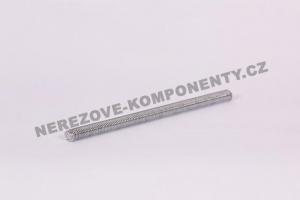 Verzinkte Gewindestange M10 - 17 cm