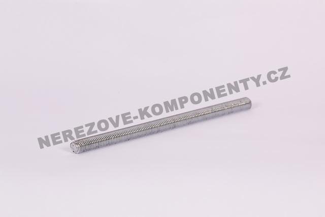 Verzinkte Gewindestange M10 - 27 cm