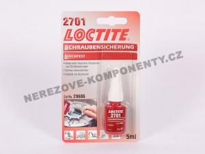 Edelstahlkleber Loctite 2701 5 ml
