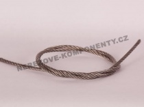 Rostfreies Seil 3 mm